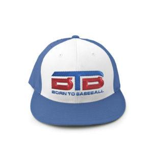 BTB Bold Hat Blue