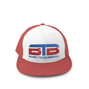 BTB Bold Hat Red