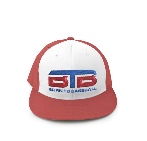 BTB Bold Hat Red
