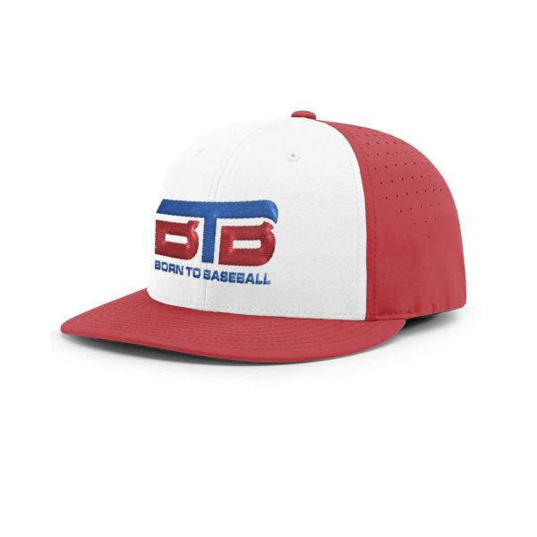 BTB Bold Hat Red Side